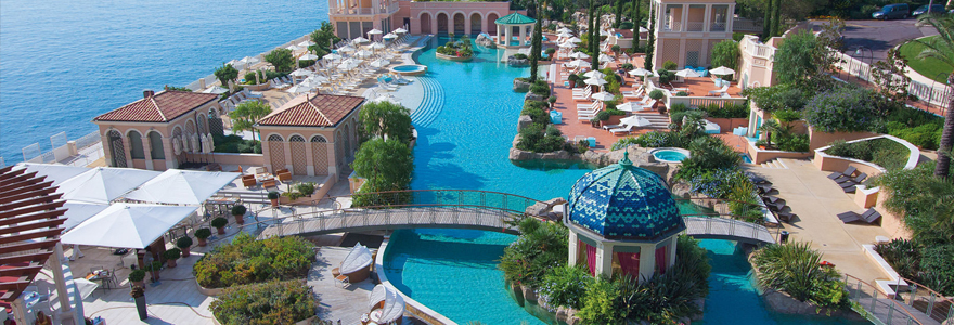 un hôtel de luxe