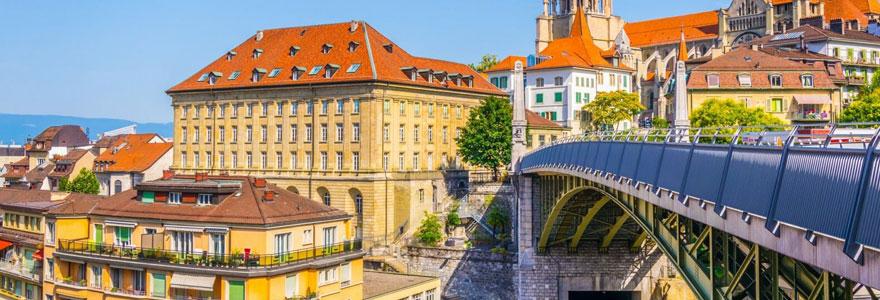 voyage en Lausanne
