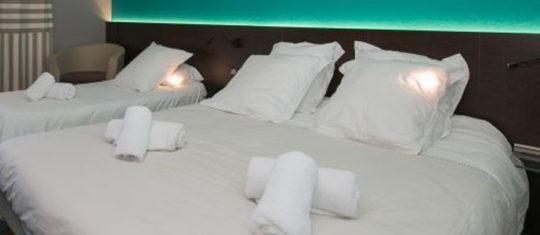hôtel spa