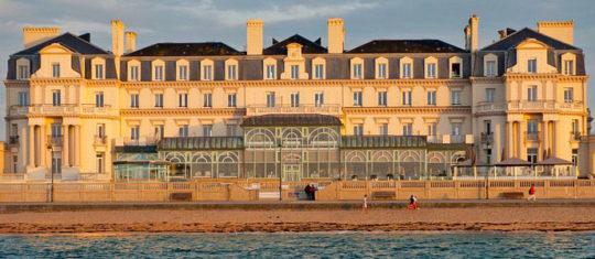 Hôtel du palais Saint-Malo